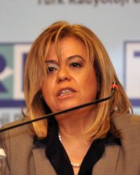 Türk Radyoloji Derneği Başkanı Prof. Dr. Nevra Elmas
