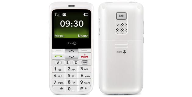 Avea'dan yaşlı ve engellilere özel telefon