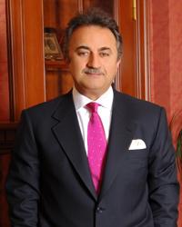 Dünyagöz Hastaneler Grubu Yönetim Kurulu Başkanı Eray Kapıcıoğlu