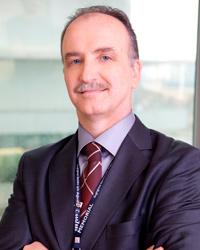 Memorial Ataşehir Hastanesi Direktörü Dr. Ergun Şenel