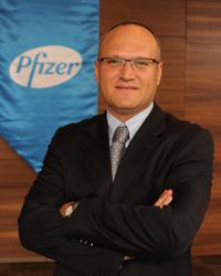Pfizer Türkiye Medikal Direktörü Dr. Turgay Aydınlar
