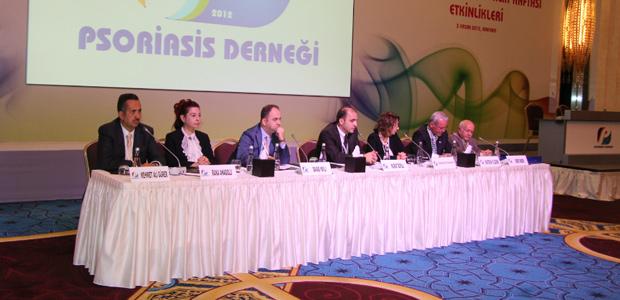 Psoriasis Derneği kurucu üyeleri