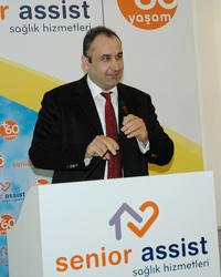Senior Assist Türkiye ve Orta Doğu Bölge Müdürü Abdülkerim Deniz