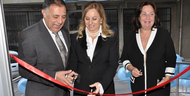 İstanbul'un ilk MS Rehabilitasyon ve Rekreasyon Merkezi açıldı