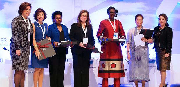 Uluslararası Kadın Girişimcilik ve Liderlik Zirvesi