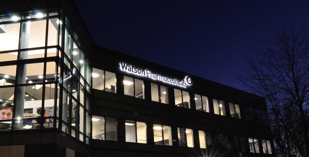 Watson, Actavis Grubu'nu 4,25 milyar Euro'ya satın aldı