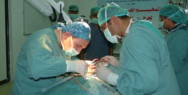 Yeryüzü Doktorları, Yemen'deydi