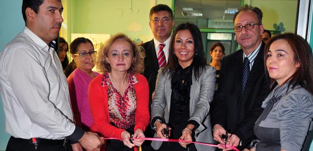 McDonald's Çocuk Vakfı, Çukurova Üniversitesi Tıp Fakültesi Genel Çocuk Polikliniği'nin alt yapısının yenilenmesini üstlendi.