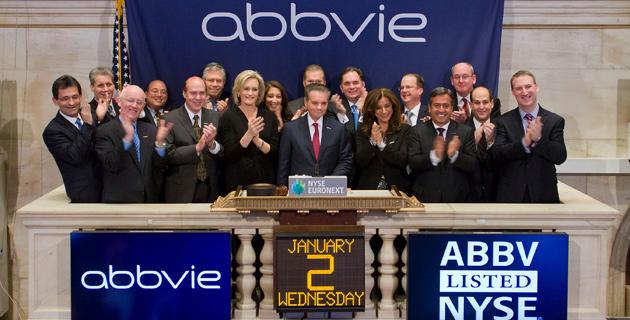 AbbVie, lansmanını çalışanları ve hastaları ile kutladı