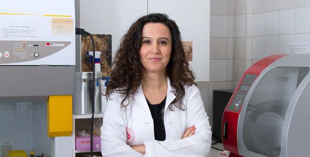 İstanbul Üniversitesi, İstanbul Tıp Fakültesi, Ulusal İnfluenza Referans Laboraturvarı araştırmacılarından Dr. Meral Akçay Ciblak