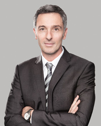 Grubu Türkiye Ülke Başkanı Jacques Nathan