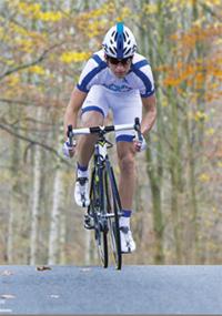 """Yeni oluşturulan """"Team Novo Nordisk"""" yalnız diyabetli sporculardan oluşuyor."""