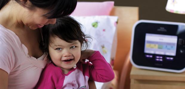 CoughAssist E70 doktorlara, hastalarını hastaneden taburcu ettikten sonra onlara evlerinde daha fazla özgürlük ve destek sunmalarında  yardımcı oluyor.