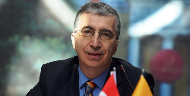 Galatasaray Ödülü Prof. Dr. Ahmet Gül'ün